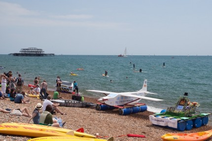 Paddle Round The Pier Event